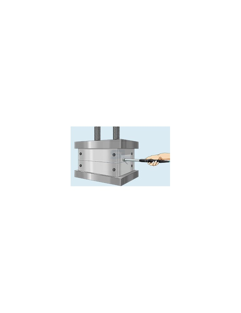 Surface Probe with Flexible Head AX Series